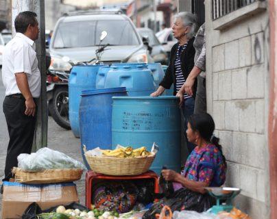 Fotogalería: falta de agua en colonia Incienso