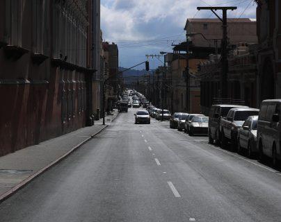 El consumo de gasolina y diésel registró una caída del 30% y 50% durante esta semana por la suspensión de las actividades productivas. (Foto Prensa Libre: Hemeroteca)