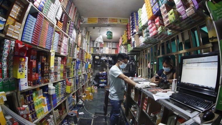 El plan económico para reactivar la economía creará un fondo de crédito de Q3 mil millones para capital de trabajo y para uso de las pequeñas y medianas empresas por medio del sistema bancario en Guatemala, según autoridades. (Foto Prensa Libre: Hemeroteca)