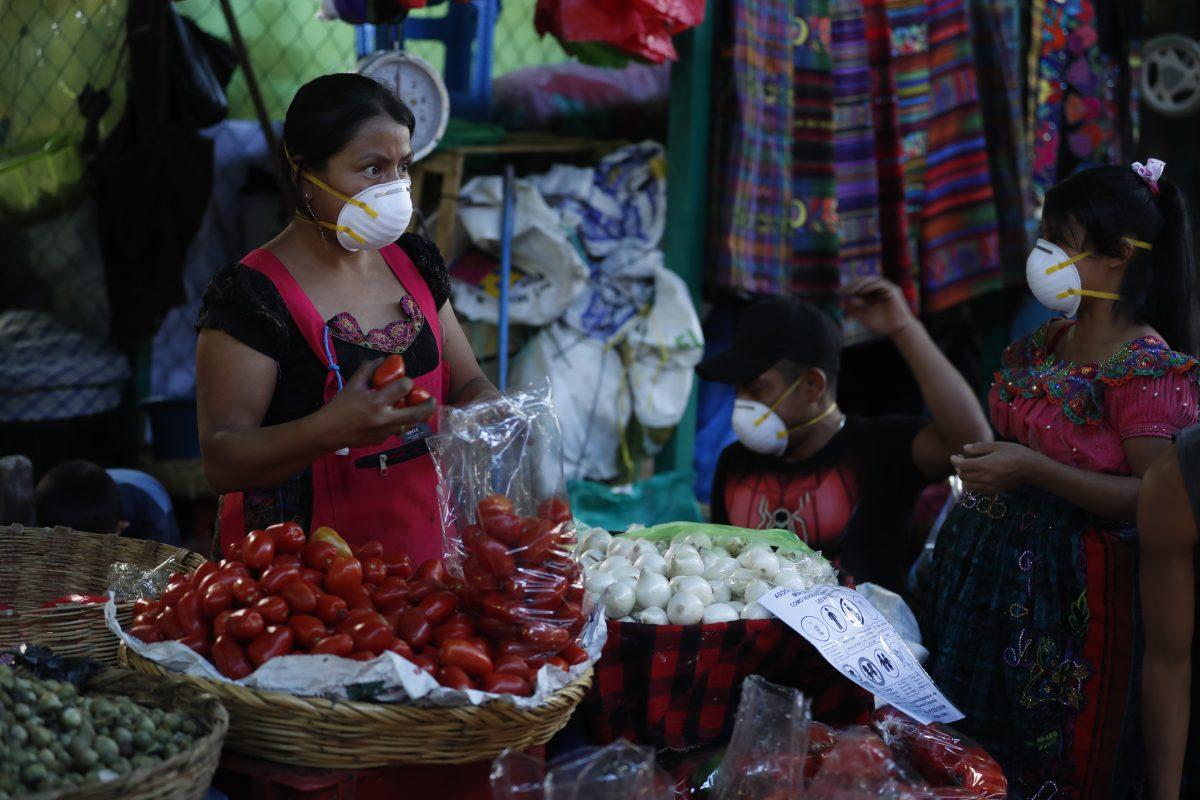 Coronavirus: La canasta alimentaria en Guatemala subió más de Q100 en un mes