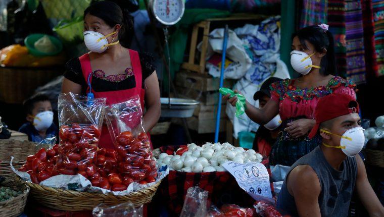 El FMI pronosticó que la economía de Guatemala tendrá un crecimiento negativo para 2020 por efecto del coronavirus mayor a lo previsto por las autoridades monetarias. (Foto Prensa Libre: Hemeroteca)