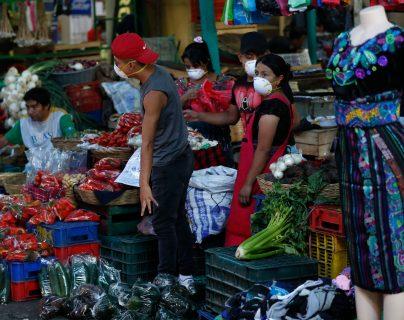 El Índice de Precios al Consumidor registró una desaceleración en mayo con respecto a abril, reportó el INE. (Foto Prensa Libre: Hemeroteca)