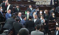 El presidente Alejandro Giammattei espera que el Congreso apruebe la prórroga del estado de Calamidad. (Foto Prensa Libre: HemerotecaPL)