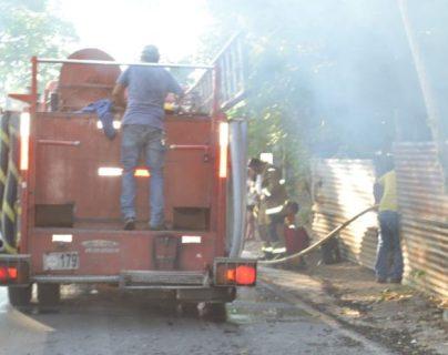 Niño de 4 años muere carbonizado al incendiarse su casa en Zacapa