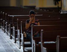 Nicaragua no ha informado cuántas pruebas de covid-19 ha hecho. (Foto Prensa Libre: AFP)