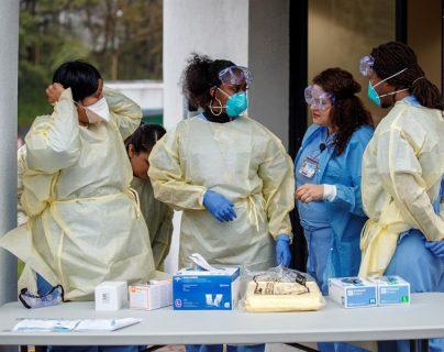 La ONU indica que millones de personas podrían morir por el nuevo coronavirus. (Foto Prensa Libre: EFE)