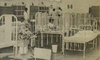 Aspecto de la sala de niños en uno de los salones del Parque de la Industria. Foto del 7 de octubre de 1978. (Foto: Hemeroteca PL)