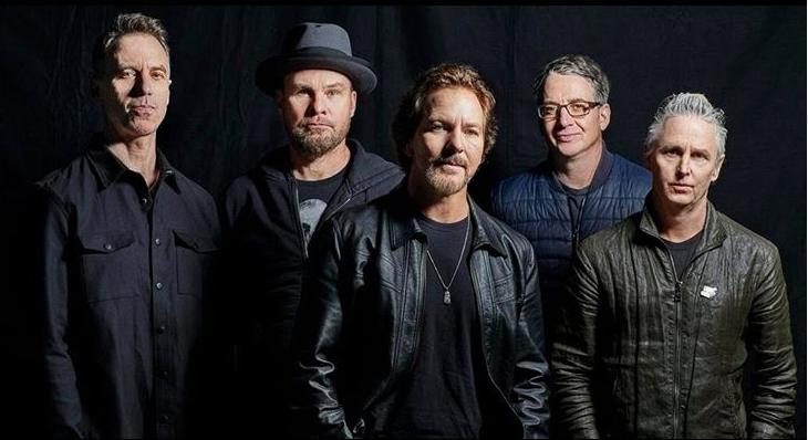 El nuevo disco de Pearl Jam estará disponible este viernes 27 de marzo. (Foto Prensa Libre: Instagram pearljam).