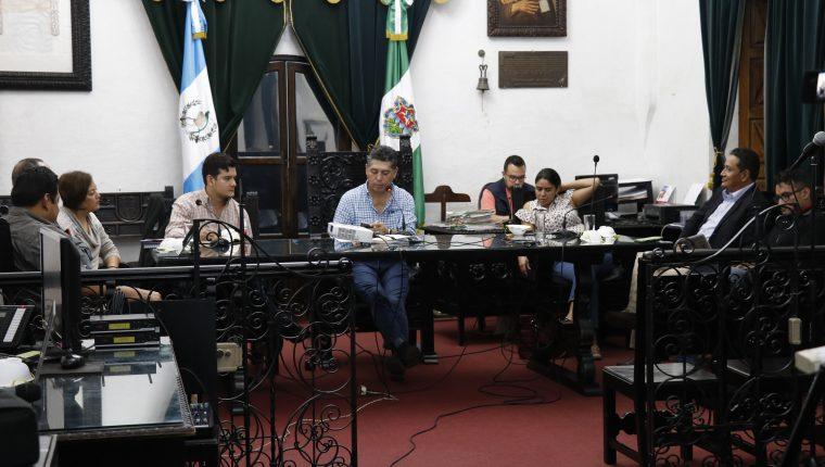 Concejo de la Antigua Guatemala, Sacatepéquez, desembolsará Q3 millones para ayuda social y reactivar el turismo. (Foto Prensa Libre: Julio Sicán)