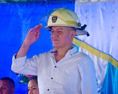 Fallece el alcalde de San Pablo, Rudy Martínez, a consecuencia de un cáncer que padecía