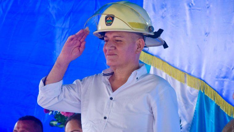 Rudy Danilo Martínez Ocaña, alcalde de San Pablo, San Marcos, falleció este jueves 5 de marzo. (Foto Prensa Libre:  Municipalidad de San Pablo)