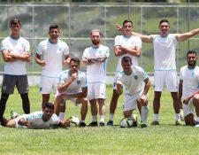 En el 2019 comenzaba la ilusión de los seleccionados por estar en la competencia oficial. (Foto Prensa Libre: Hemeroteca PL)