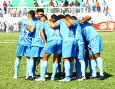 El equipo de Sanarate perdió recientemente tres puntos por no pagar a tiempo un laudo. (Foto Prensa Libre: Luis López)