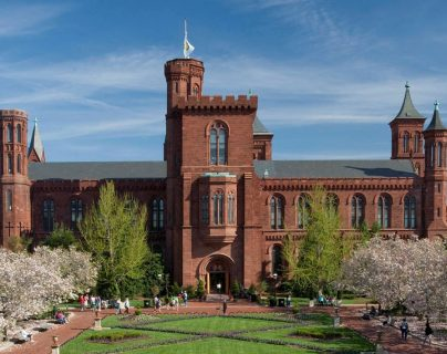 La Institución Smithsonian es el complejo de museos, educación e investigación más grande del mundo. (Foto Prensa Libre: smithsonian.figshare.com).