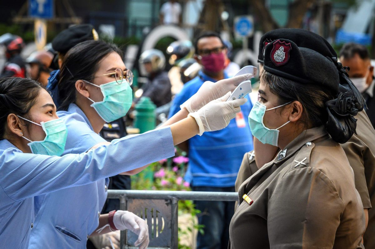 Balance de la epidemia de coronavirus en el mundo