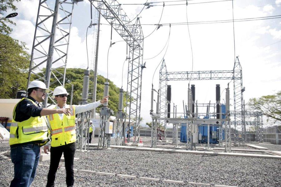 Inauguran subestaciones de energía que beneficiarán a unos 140 mil usuarios en suroriente