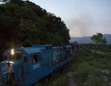 Desde el 2015 anunció que empezaría a funcionar el tren de carga entre Guatemala y México pero no se ha concretado. (Foto, Prensa Libre: Hemeroteca PL).