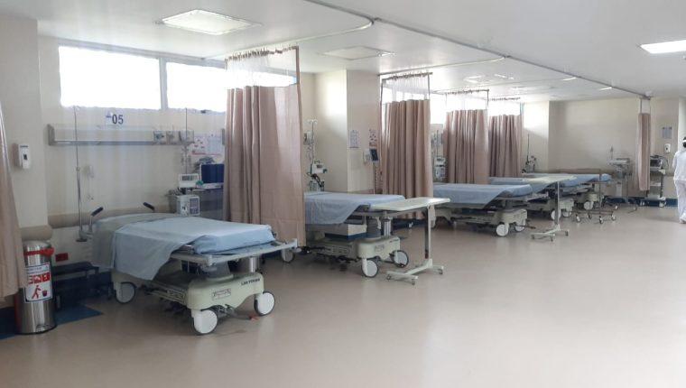 El Ministerio de Salud registra una ejecución del 24% con Q2 mil 074 millones hasta este lunes 27 de abril y recibió una ampliación por Q140 millones, según el Sicoin. (Foto Prensa Libre: Hemeroteca)
