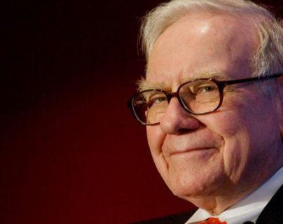 Foto: Cortesía Warren Buffett.