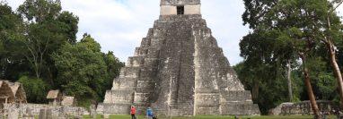 El Parque Nacional Tikal permanecerá cerrado por la emergencia del Coronavirus. (Foto Prensa Libre: Dony Stewart)