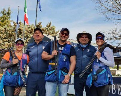 El entrenador cubano Pedro Zayas ha tenido una trayectoria ganadora el frente de la disciplina de tiro con armas de caza. Foto Prensa Libre: Cortesía