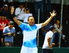 Wilfredo González Tenis