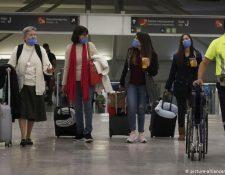 En el aeropuerto de la ciudad de México no pueden ingresar guatemaltecos si no tienen conexión a otro país.  Foto con fines ilustrativos. (Foto, Prensa Libre Hemeroteca PL).