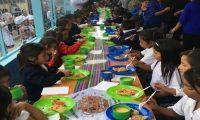 Plan piloto de la FAO con alimentos locales en San Marcos para implementar como Refacci—n escolar.