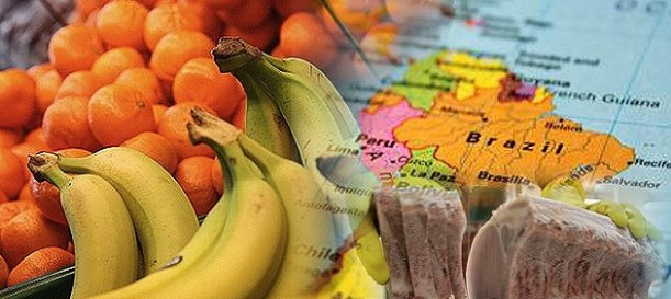Según un análisis económico hay mercados en Sudamérica que Guatemala puede aprovechar por el coronavirus. (Foto Prensa Libre: Shutterstock)