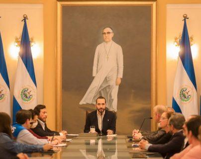 El presidente de El Salvador, Nayib Bukele. (Foto Prensa Libre: @PresidenciaSV).