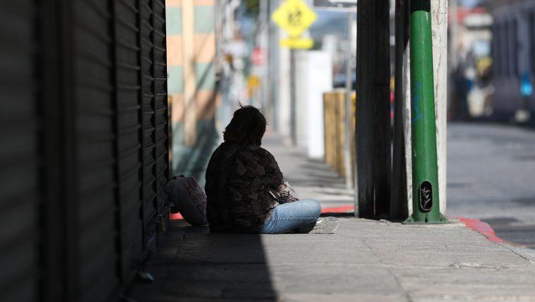 Muchas personas en situación de calle no conocen los albergues municipales.