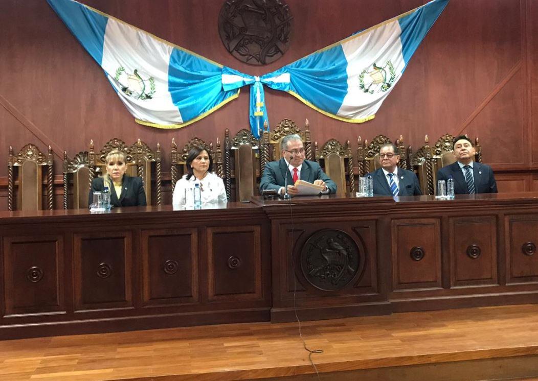 Ley de ONG: CC dice que la reforma está suspendida incluyendo la entrada en vigor