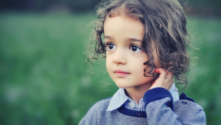 Cuidar el cabello y presentación de los niños es indispensable.  (Foto Prensa Libre: Pixibay).