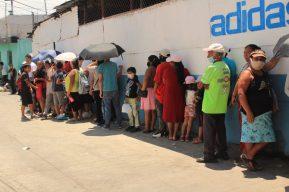 Coronavirus: El hambre los obliga a salir de casa