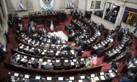 Salas legislativas dictaminan iniciativa que tipificaba de terroristas a los pandilleros. (Foto Prensa Libre: Hemeroteca PL)