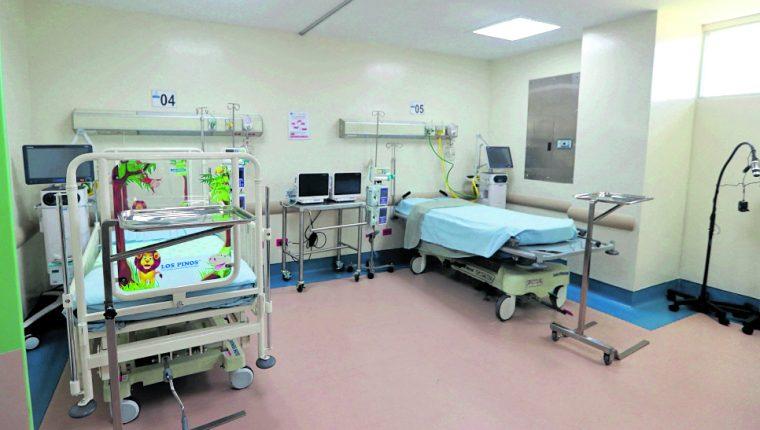 Los pacientes recuperados del covid-19 deberán pasar al menos ocho días en observación.(Foto Prensa Libre: Hemeroteca PL)