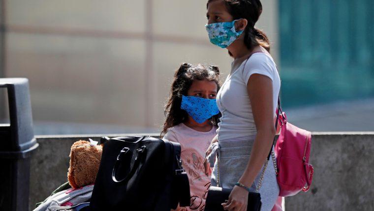 Hasta este sábado se contabilizan 34 casos de coronavirus.(Prensa Libre: hemeroteca PL)