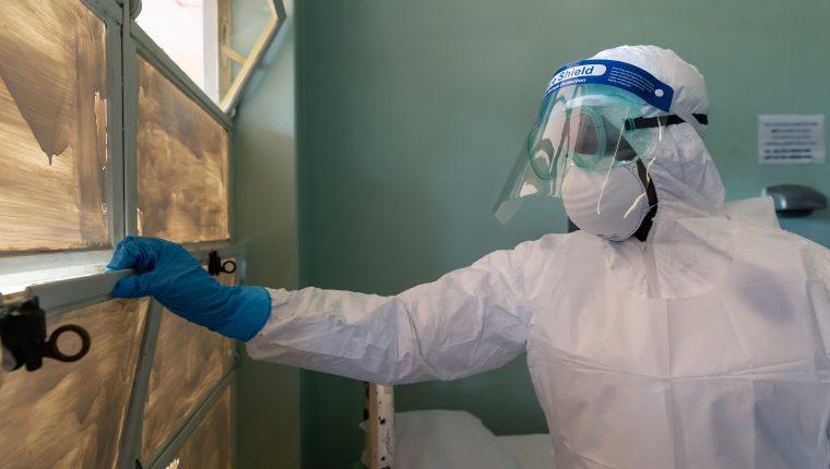 La OMS declara que el coronavirus se ha convertido en una pandemia. (Foto Prensa Libre: AFP)
