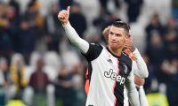 Cristiano Ronaldo es reconocido por Pele como el mejor. (Foto Prensa Libre: EFE)