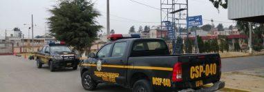 Un guardia de seguridad privada del Centro Universitario de Occidente muere de un balazo durante una discusión. (Foto Prensa LIbre: María José Longo)