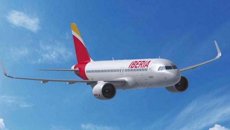 Iberia respondió así a la prohibición de que españoles ingresen al país. (Foto: Hemeroteca PL)