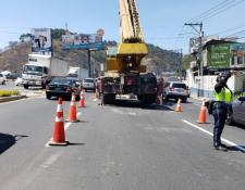 El diputado fue indagado durante un retén de la Policía Municipal de Tránsito de Villa Nueva. (Foto referencial: Hemeroteca PL)