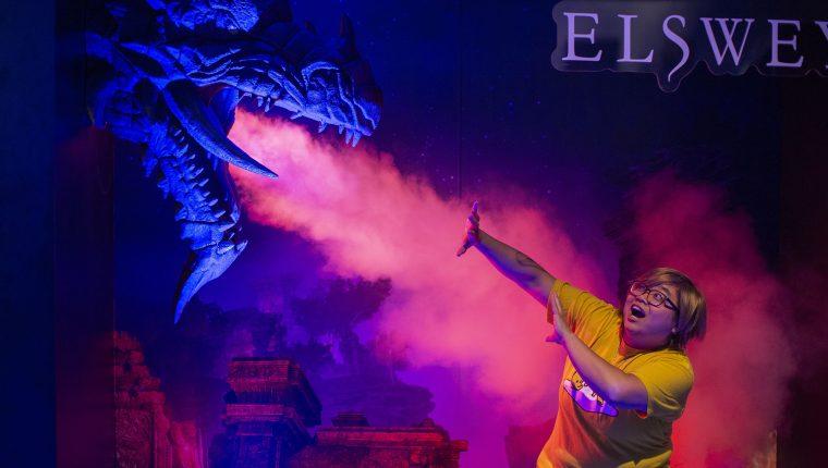 La E3 se ha caracterizado por mostrar avances de videojuegos. (Foto Prensa Libre: AFP)