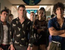 """La tercera temporada de """"Élite"""" ya está disponible en el catálogo de Netflix. (Foto Prensa Libre: Netflix)"""