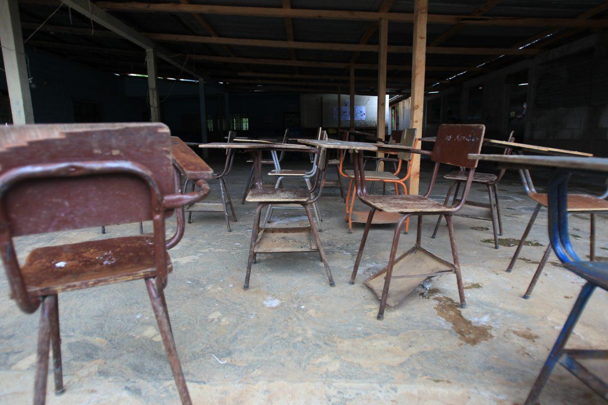 1,500 millones de estudiantes no asisten a la escuela por el covid-19
