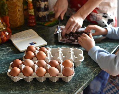 Este tiempo es de aprovechar cada uno de los ingredientes en casa.  Un proyecto busca orientar a los guatemaltecos en este objetivo.  (Foto Prensa Libre: Pixibay).