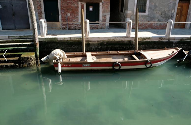 Foto ilustrativa de Venecia, Italia
