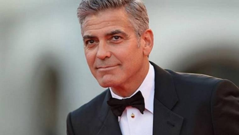 George Clooney junto a otras estrellas dieron ejemplo de solidaridad durante la pandemia.  (Foto Prensa Libre: AFP)