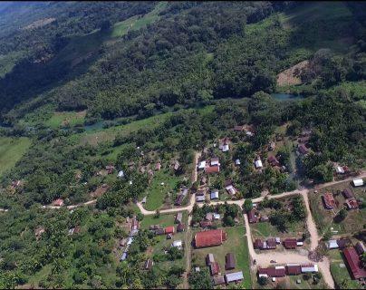 La Hidroeléctrica Central Rocja Pontila usaría el afluente del río Icbolay en Alta Verapaz. (Foto, Prensa Libre: Facebook).