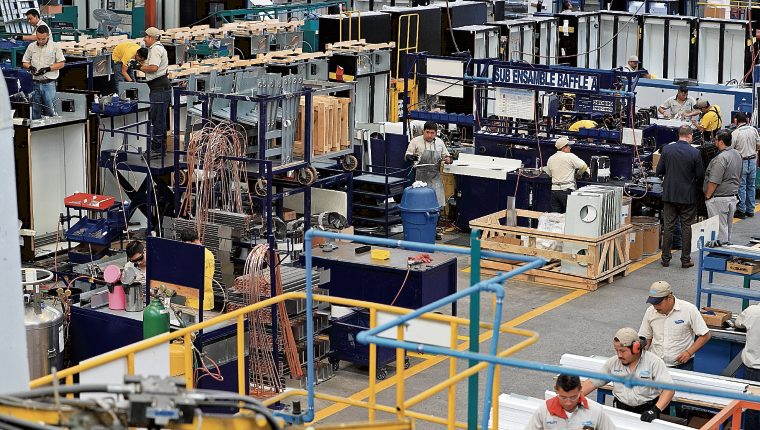 Pese a contrabando, producción industrial creció en el 2019